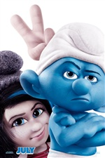 2013 The Smurfs 2 iPhone Wallpaper