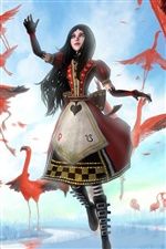 Alice: Madness Returns iPhone Papéis de Parede