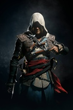 Assassins Creed 4: Black Flag iPhone Wallpaper