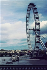 London Eye iPhone Papéis de Parede