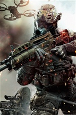 Call of Duty: Black Ops 2 iPhone Papéis de Parede