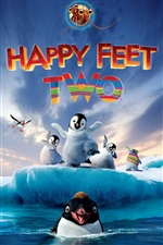 Happy Feet Two iPhone Papéis de Parede