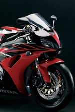 Honda Sportbike motocicletas iPhone Wallpaper