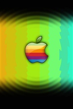Ondas da Apple iPhone Wallpaper
