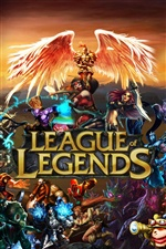 League of Legends iPhone Papéis de Parede