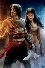 Prince of Persia: The Sands of Time, cartaz de filme iPhone Wallpaper
