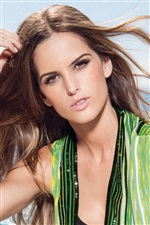 Izabel Goulart 02 iPhone Wallpaper