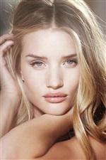 Rosie Huntington-Whiteley 02 iPhone Papéis de Parede
