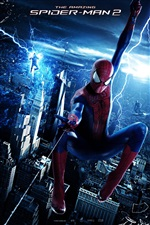 2014 The Amazing Spider-Man 2 iPhone Wallpaper
