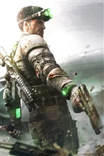 Splinter Cell: Blacklist iPhone Wallpaper