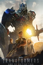 Transformers: Age of Extinction 2014 filme iPhone Wallpaper