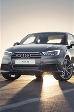 2014 Audi S1 carro iPhone Wallpaper